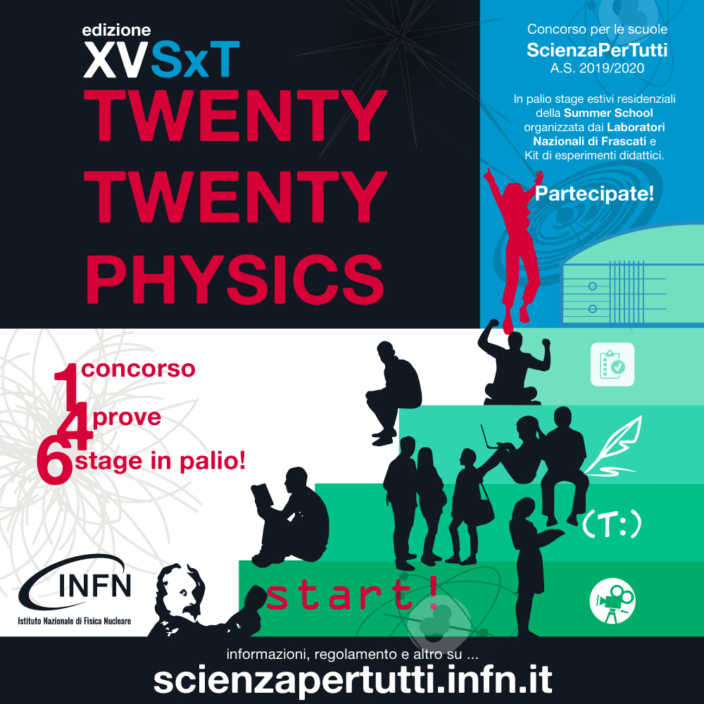 TWENTY TWENTY PHYSICS