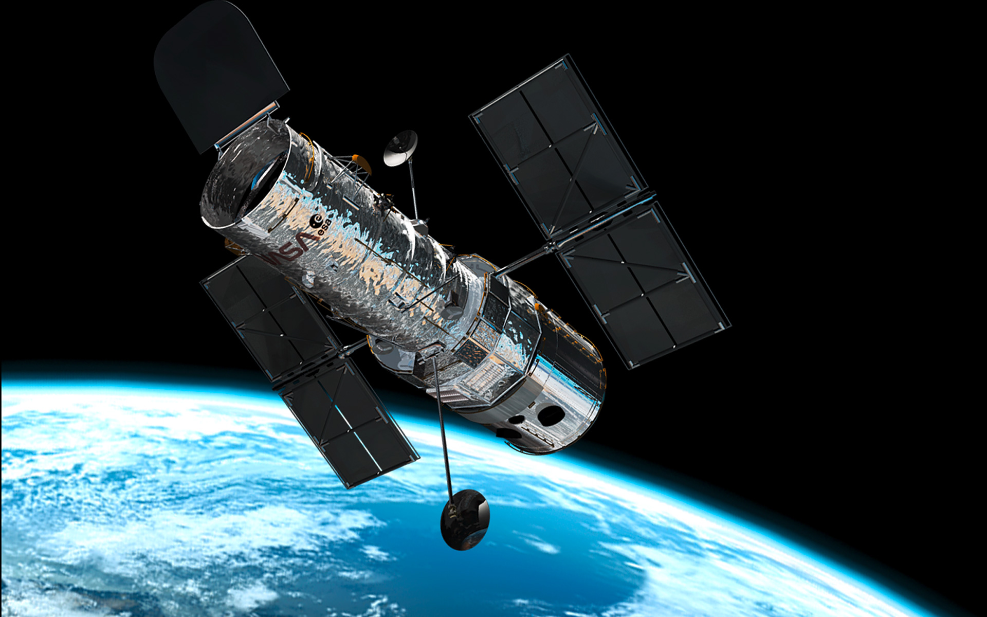 3 hubble in orbit1